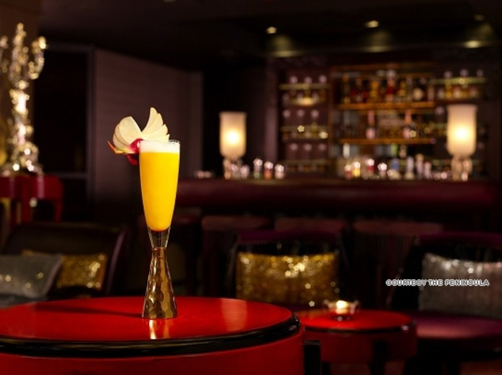 Top 10 after work cocktails in hong kong lifestyle asia for Best hair salon hong kong