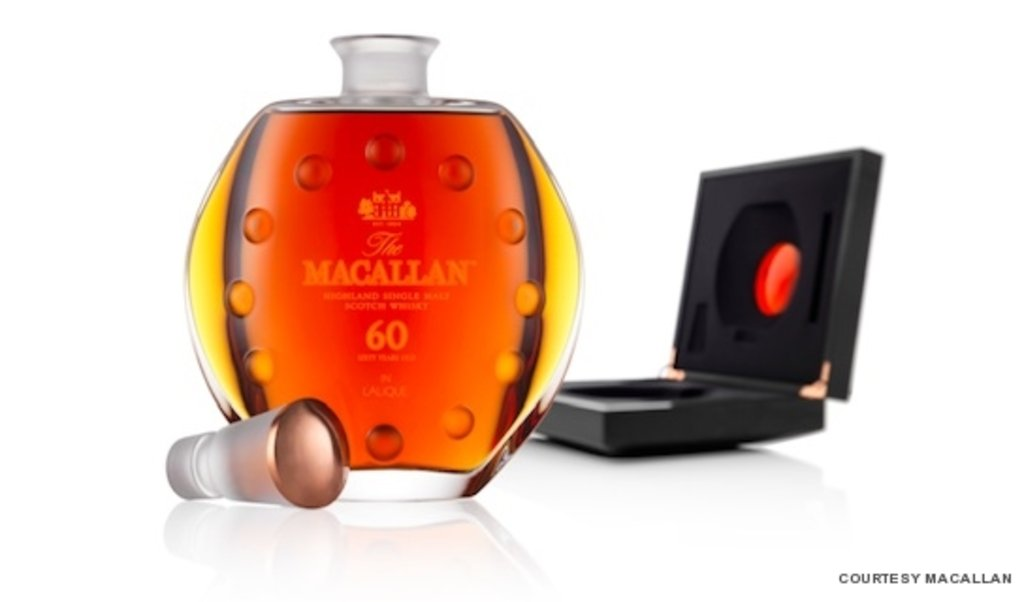 The Macallans 60 Year Old Curiously Small Stills