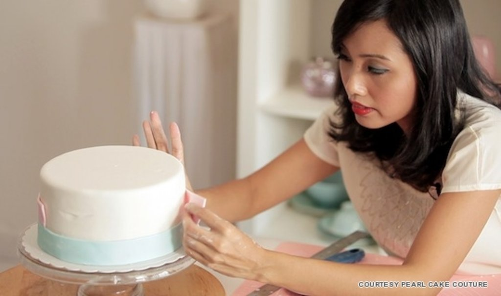 Pearl Cake Couture: Custom Made Cakes in KL ...