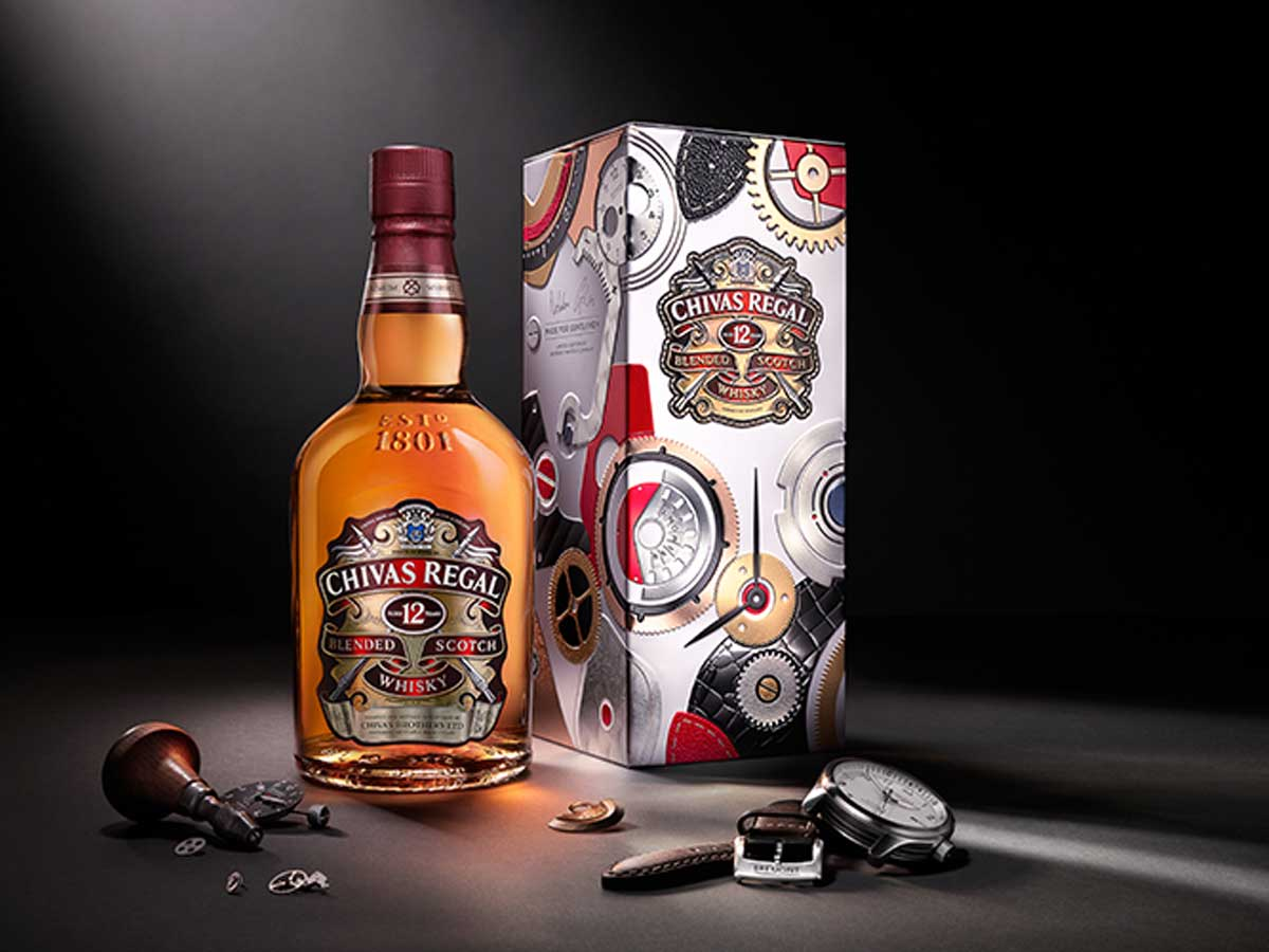 chivas regal Chivas regal 18 year old blended scotch is a reasonably priced premium whisky, a delightful sipper this review compares it to johnnie walker blue.
