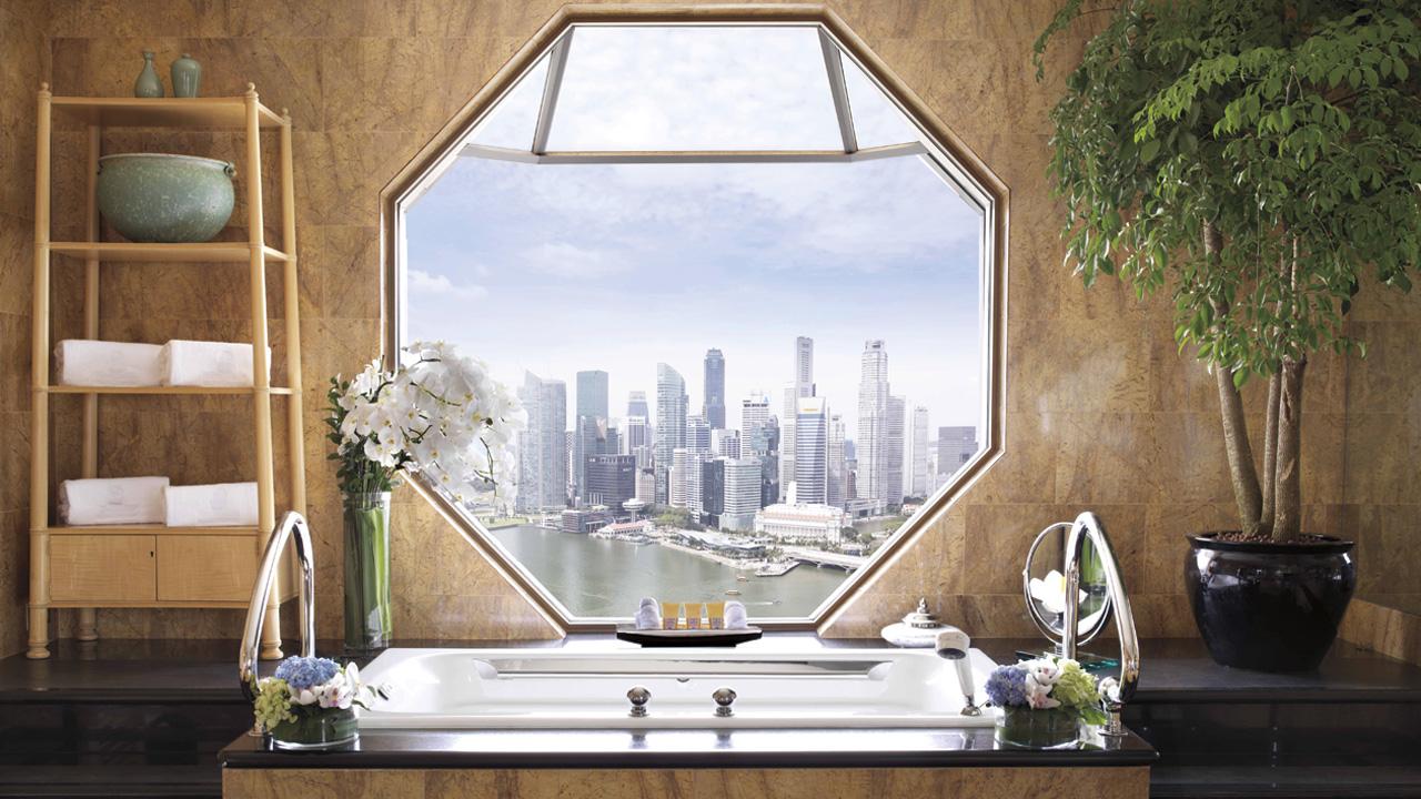 15 интерьеров отелей с умопомрачительным видом из окна