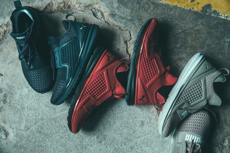 Puma 'Run the Streets' shoes