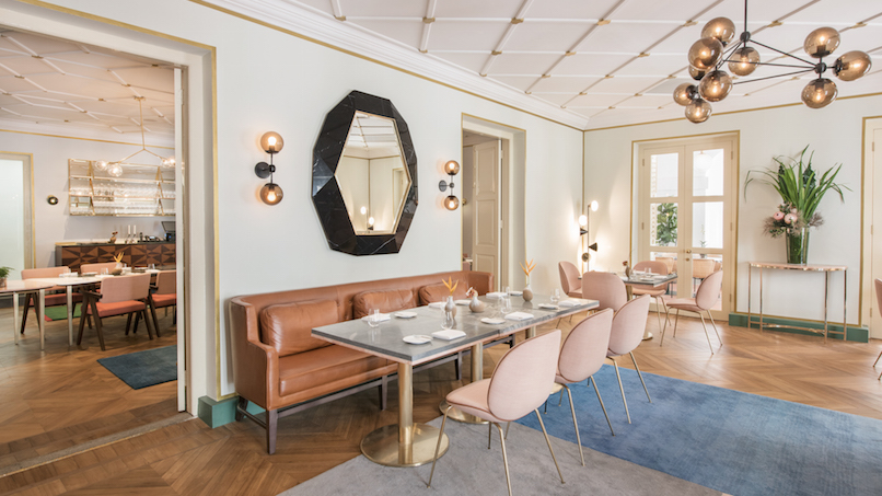The Art Of The Meal Restaurant Design Takes Centre Stage