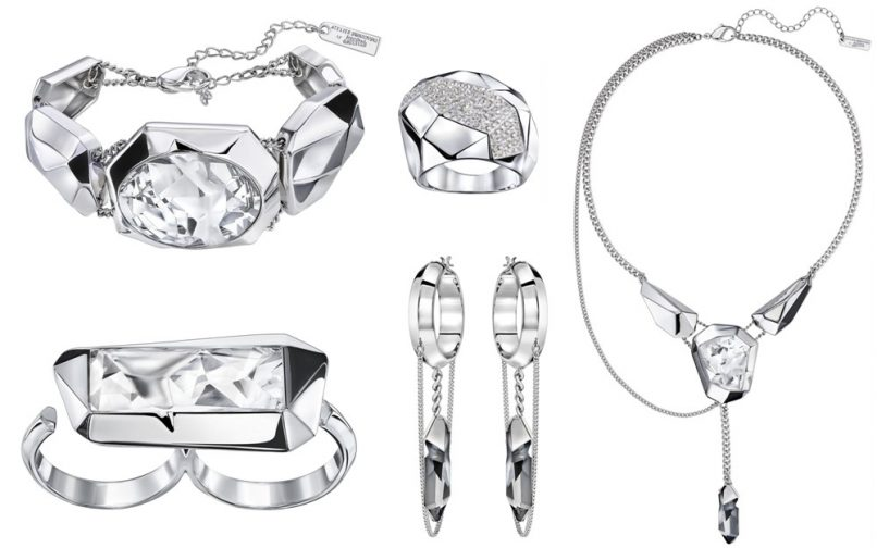 Jean Paul Gaultier for Atelier Swarovski Reverse Collection Fall ...