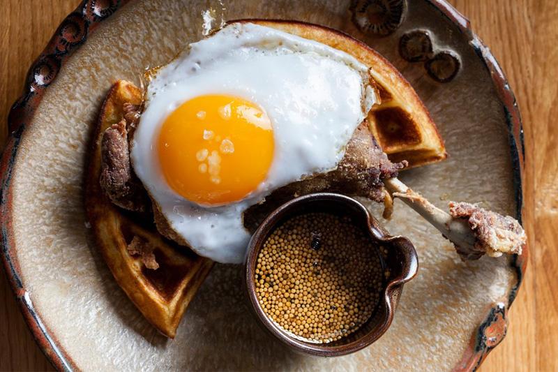 Signature Duck & Waffle