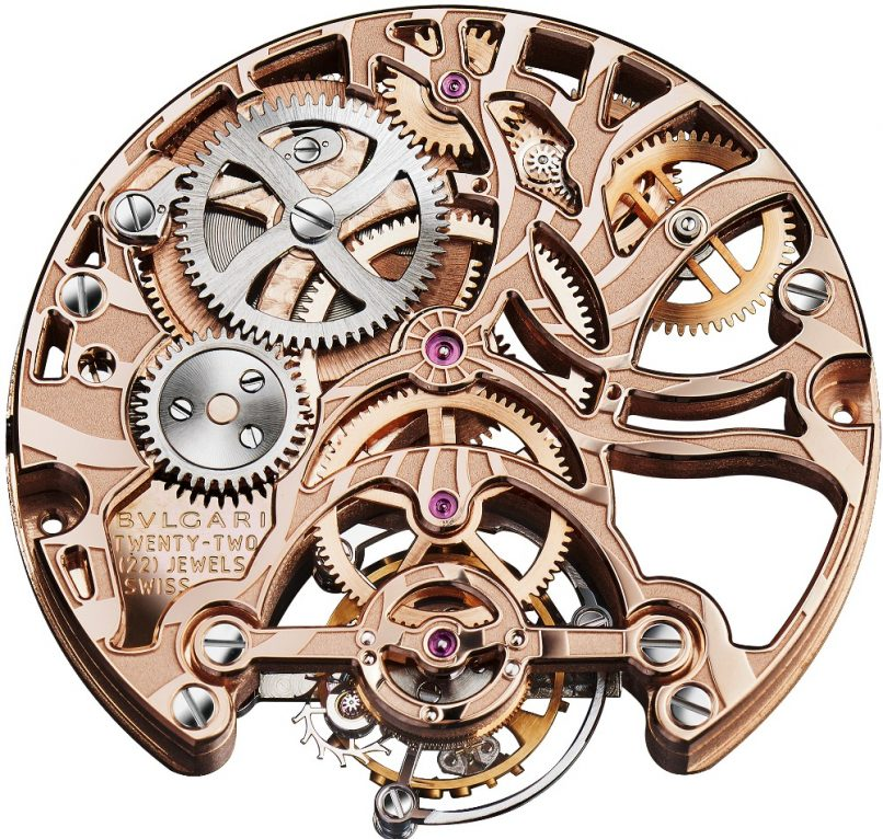 The tourbillon - one of the most brilliant horological complications.