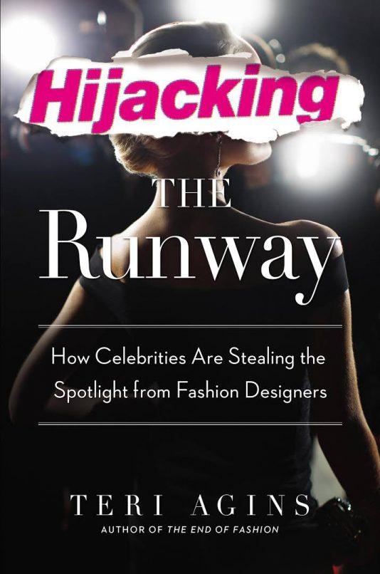 fashion books - hijacking the runway