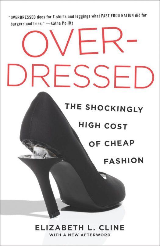fashion books - overdressed