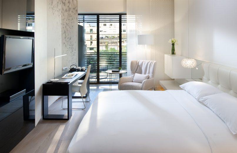 12.Mandarin Oriental, Barcelona - Deluxe Garden with Terrace