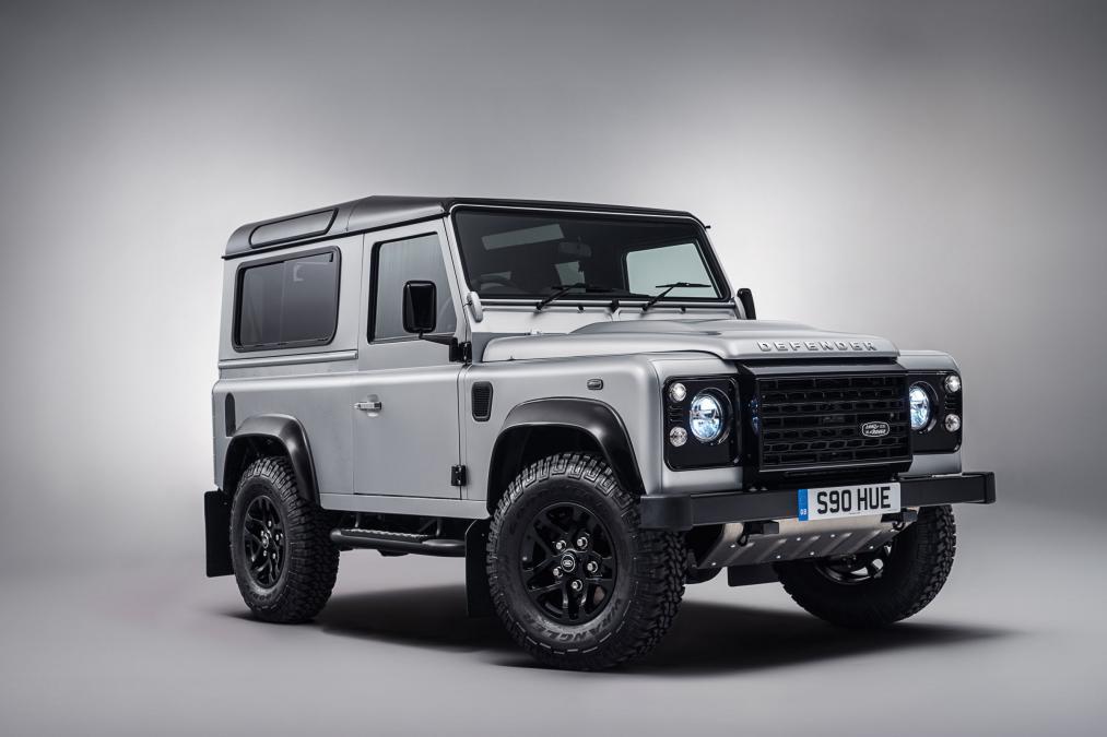 Land Rover 2 Million Defender
