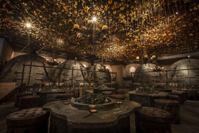 The Iron Fairies Ashley Suttons Newest Hong Kong Bar
