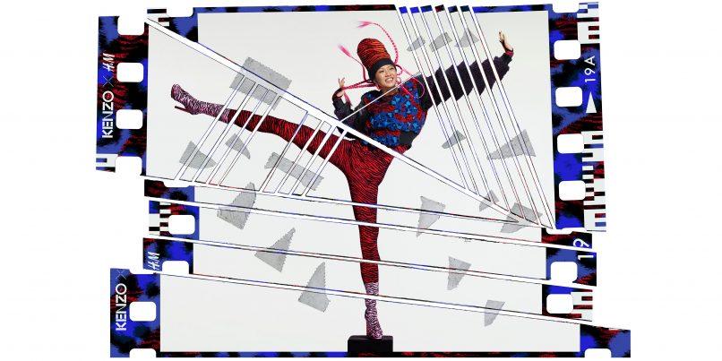Kenzo X H&M - Suboi shot by Jean-Paul Goude