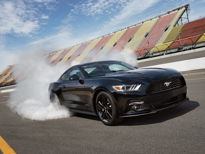 mustang 2.3a ecoboost