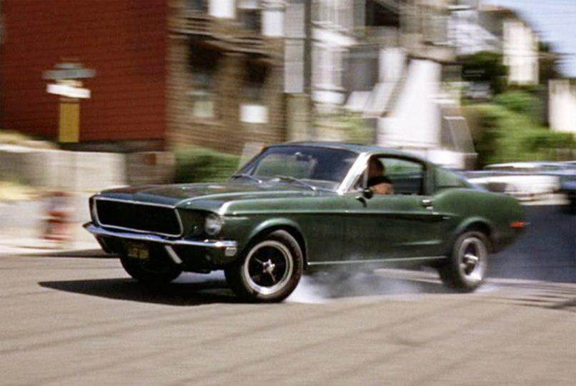 Bullitt Mustang