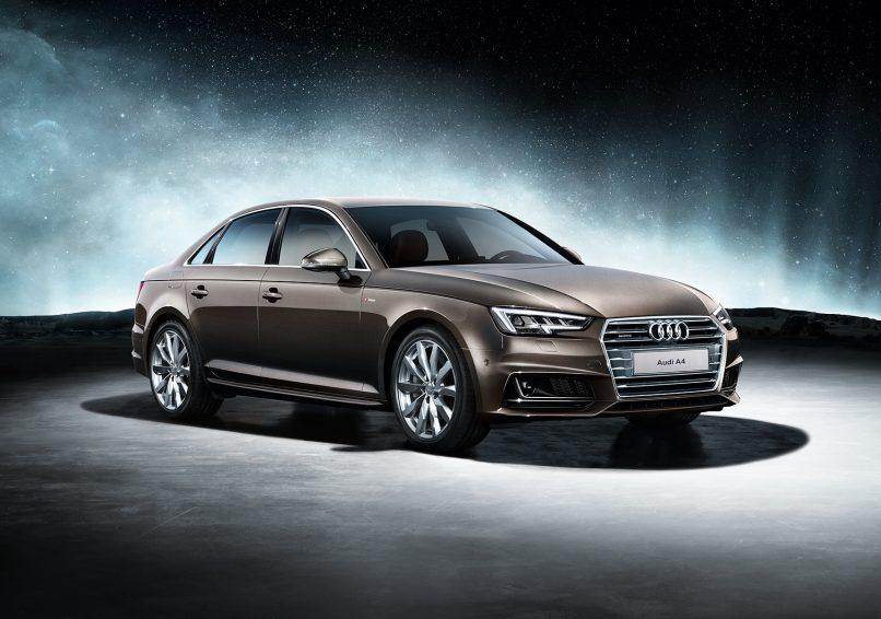 Audi A4-exterior