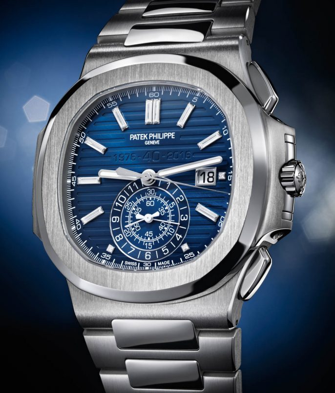 Patek Phillipe Nautilus 5976/1G Nautilus 40th Anniversary edition