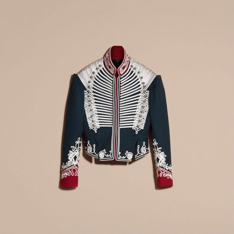 Burberry Calvary Jacket September 2016