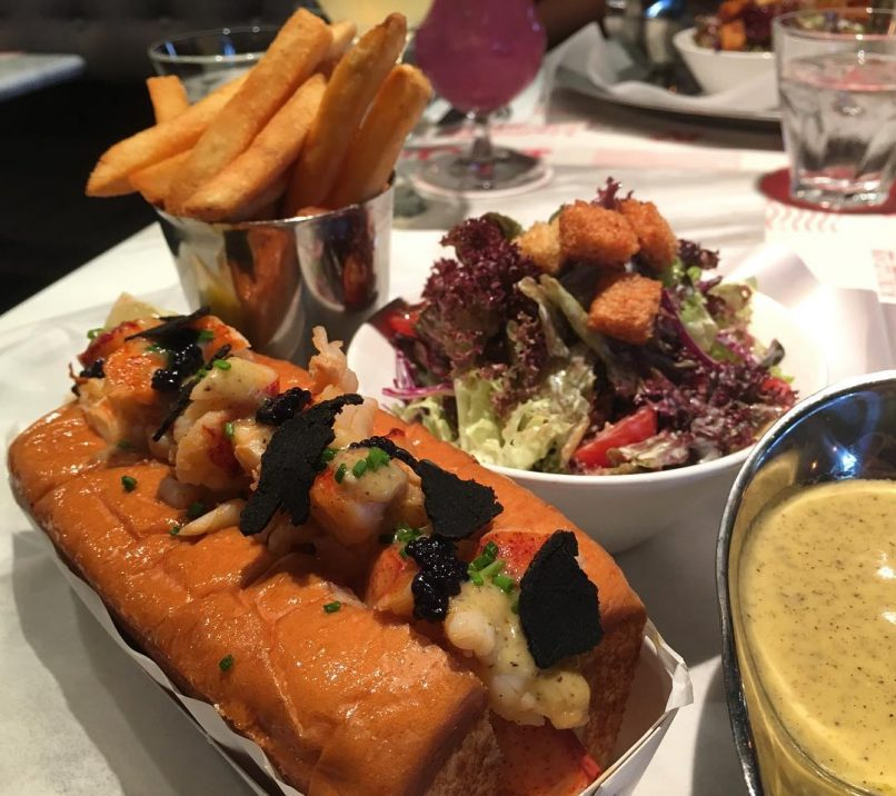 Decadent and delicious, the Truffle Lobster Roll at Pince and Pints Bangsar is a must-try if you're in the area.