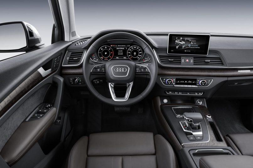 Audi 2017 second-generation Q5
