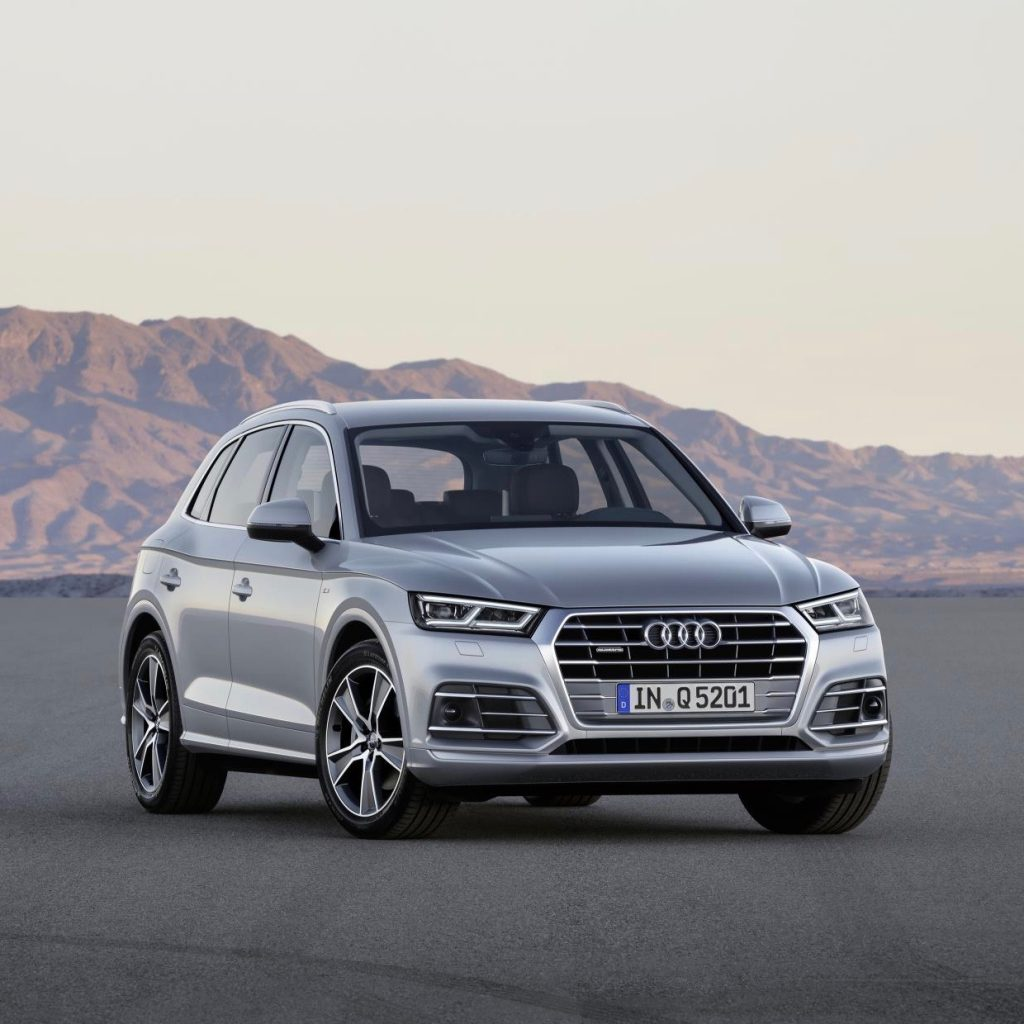 Audi Gives The Popular Q5 SUV A Reboot