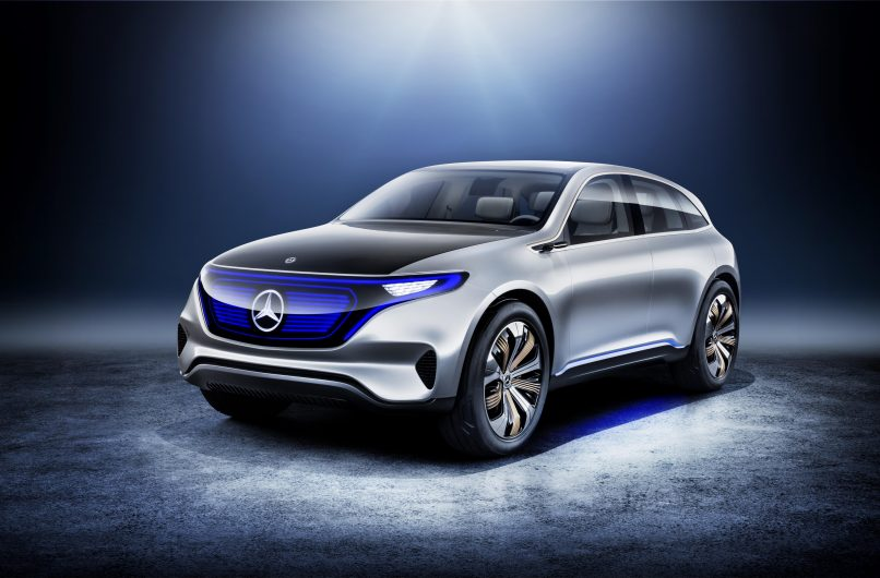 "Mercedes-Benz ""Generation EQ"""