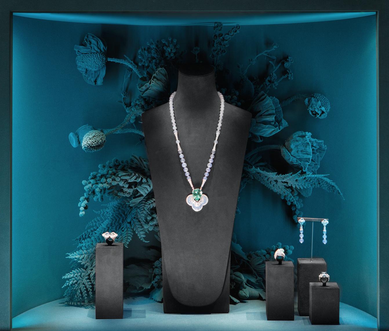 Louis Vuitton Blossom high jewellery 2016