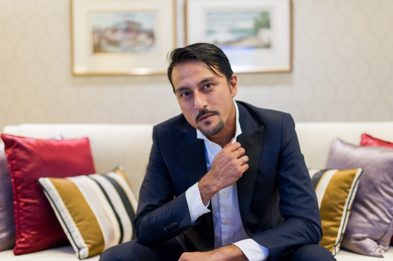 Bront Palarae is a Malaysian actor, director and producer you might recognise from his role as Rahman in Ola Bola.