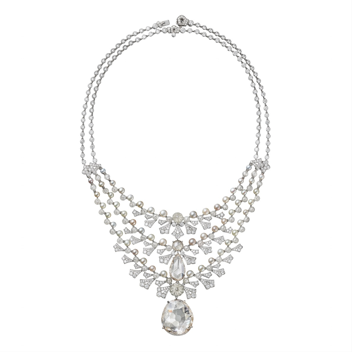 Cartier Magie Blanche necklace
