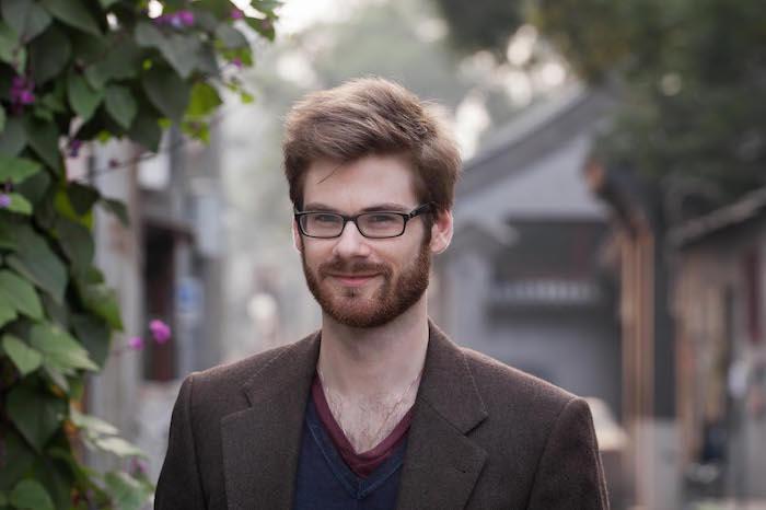 Alec Ash headshot - Hong Kong International Literary Festival 2016