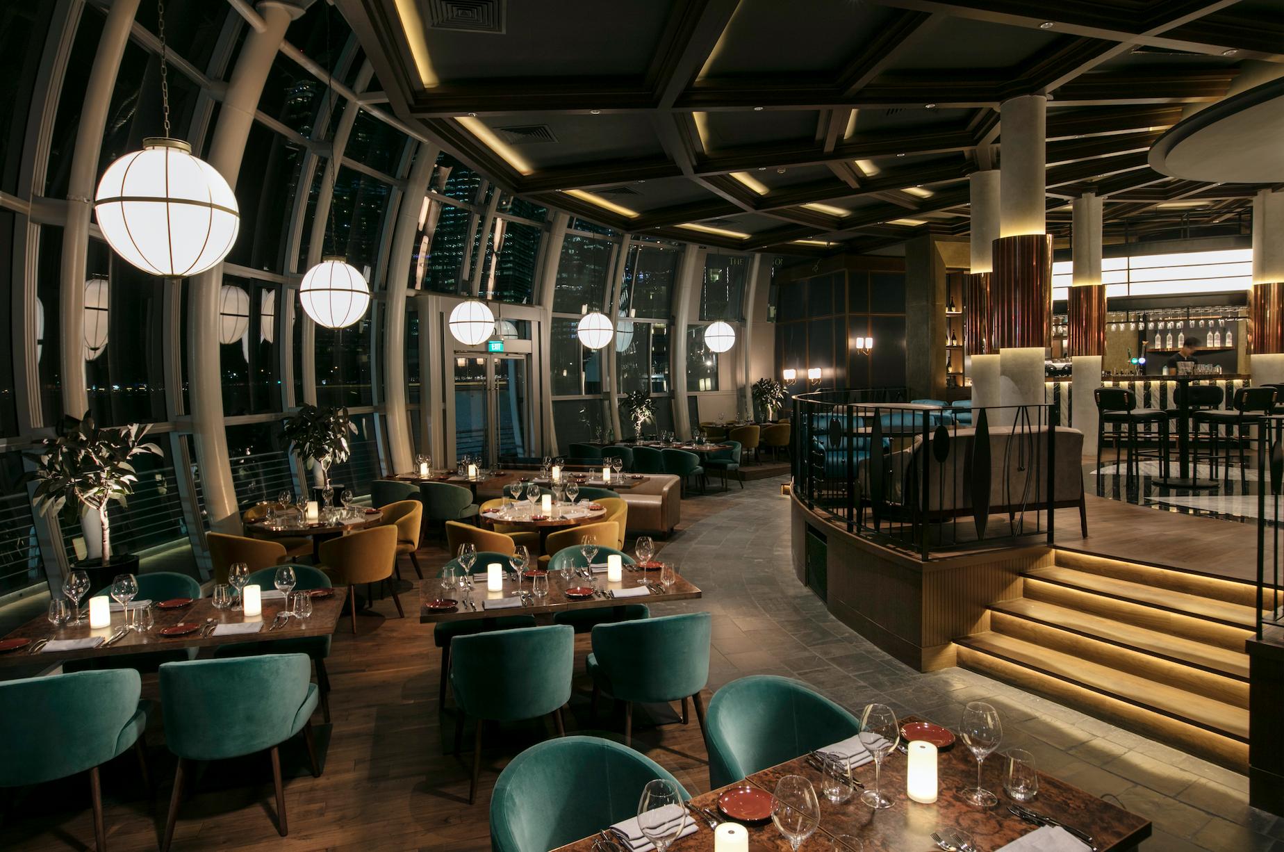 Monti Modern Italian Cuisine On The River LifestyleAsia Singapore