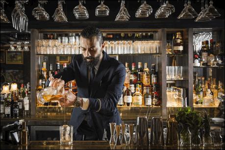 Buenos Aires Polo Club Bar
