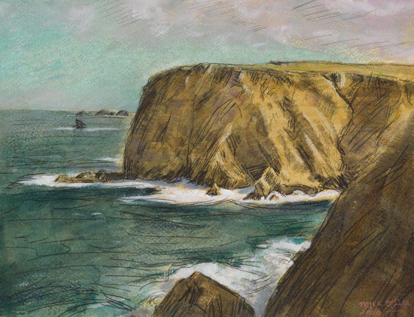 Mick O'Dea 'Yelloe Headland'