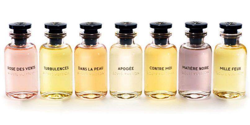 louis vuitton les parfum