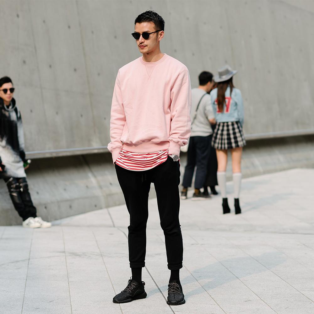 Steal His Style Korean Street Wear Lifestyle Asia Singapore