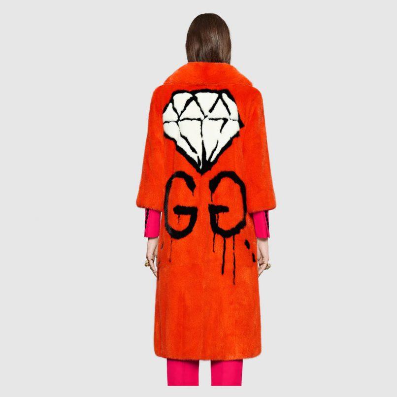 GucciGhost coat