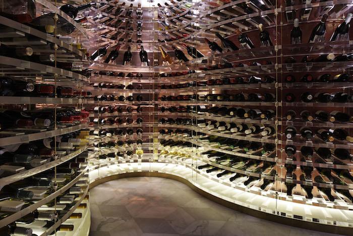 EPURE wine cellar