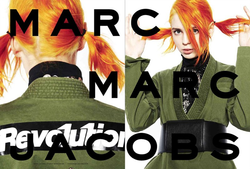 Marc by Marc Jacobs FW14 campaign