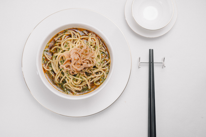 Hot & Sour noodles soup
