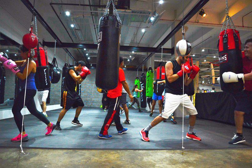 Muay Thai - The Ring