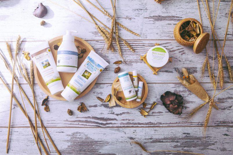Australian natural skincare brand MooGoo, sold on missbaobae.com