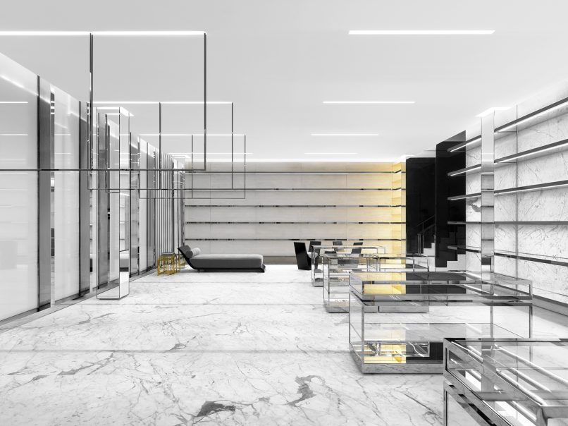 Store Explore Saint Laurent Store At Miami Design District Delectable Miami Design District Furniture