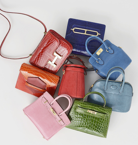 Eight Leather Forever Star Bags