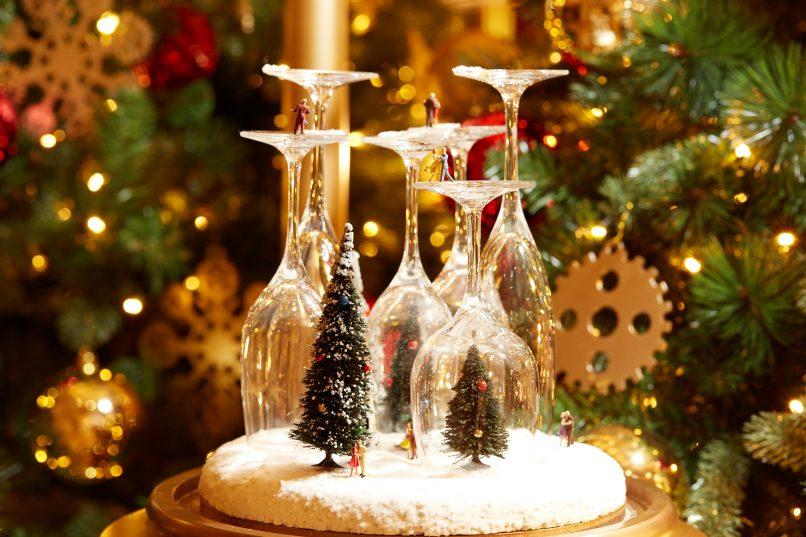 Christmas Miniature Scenes by Shannnam (3); 本地藝術家Shannnam製作的迷你聖誕場景 (3)