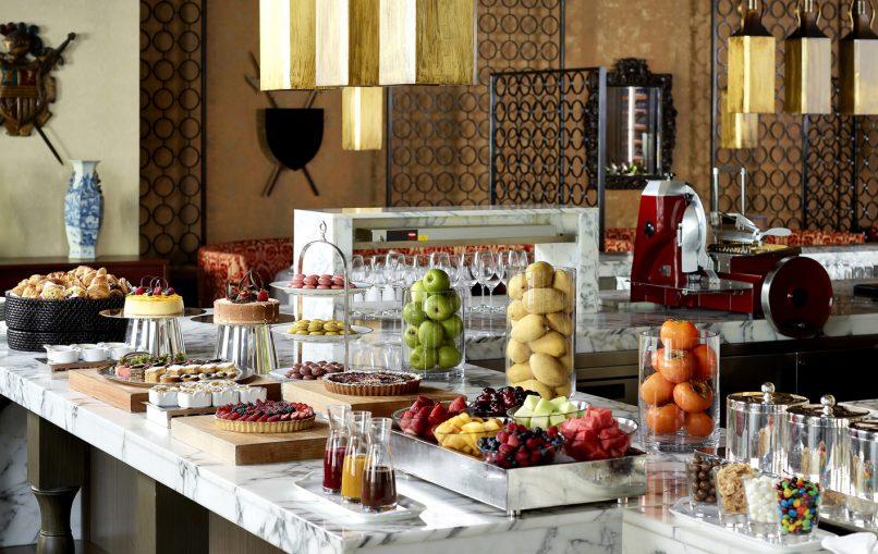 Hugo's Sunday Brunch - Dessert Counter