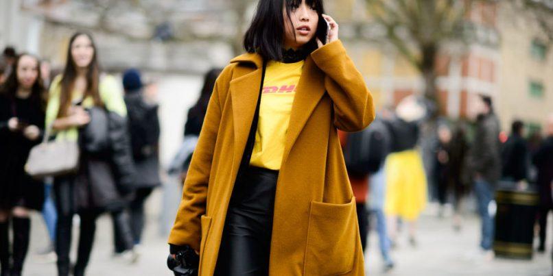 As seen at Fashion Week. | Credit: Tyler Joe
