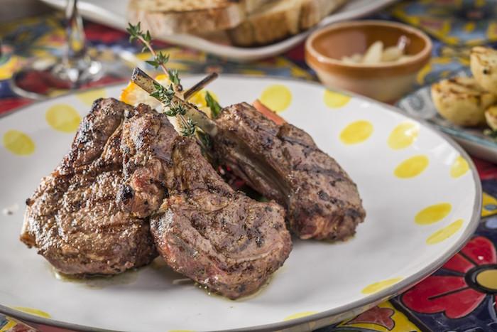 Alzina - Grilled Lamb Chops (2)
