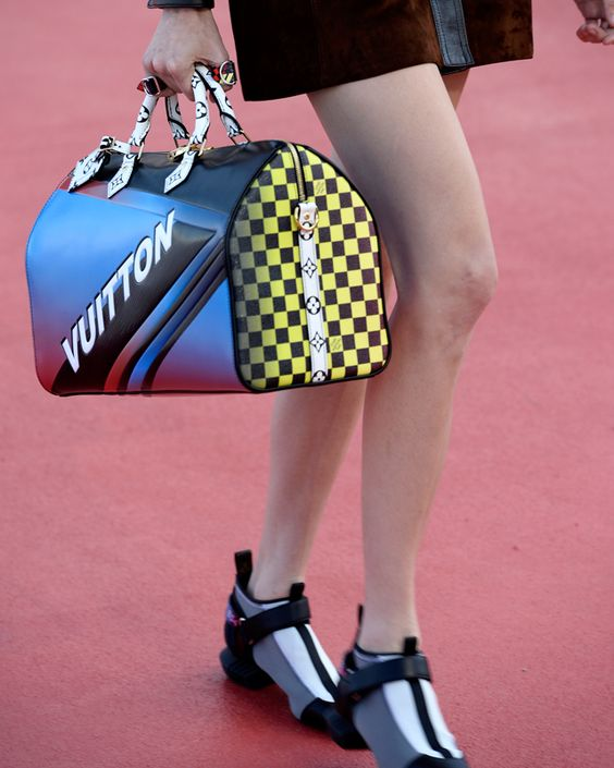 louis vuitton speedy nicolas ghesquiere