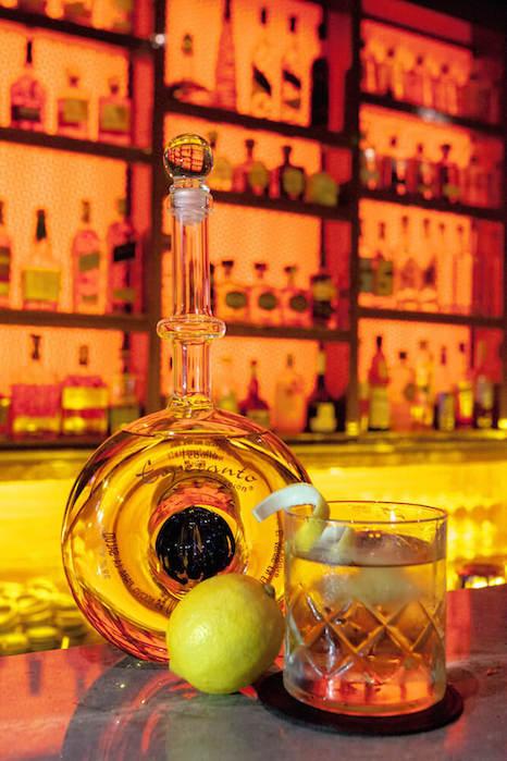 LA-inspired bar, Mezcalito.