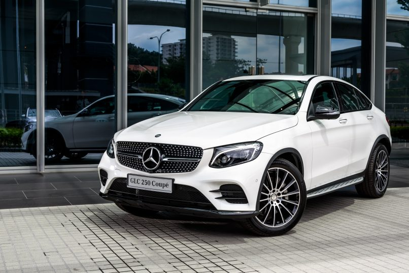 Mercedes benz completes its suv range with 3 more models for Mercedes benz suv models
