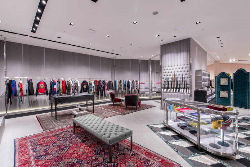 4ec718841b2 Store Explore  Gucci at ION Orchard - Lifestyle Asia